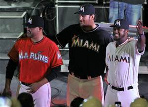 Miami Marlins Uniform