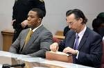 Ray Rice in Court