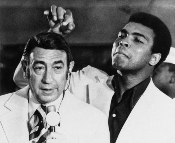Cosell and Ali